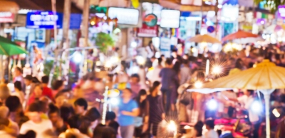 Chiang Mai Walking Street