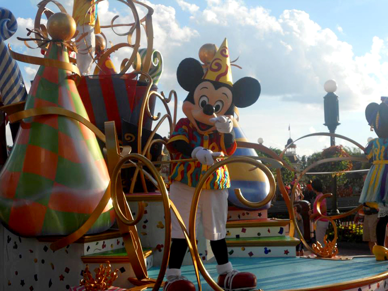 Disneyland Theme Park