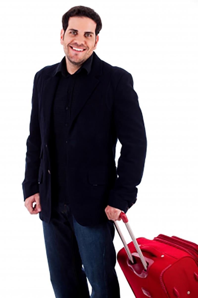 Man Packing