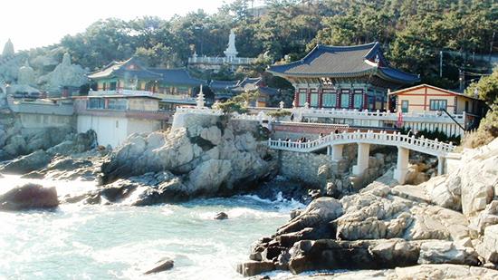 Yonggungsa Temple