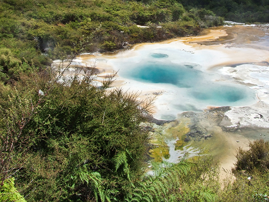 Geothermal Activities