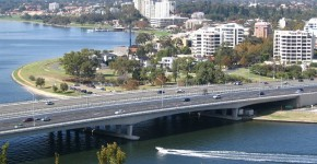 Swan River Perth