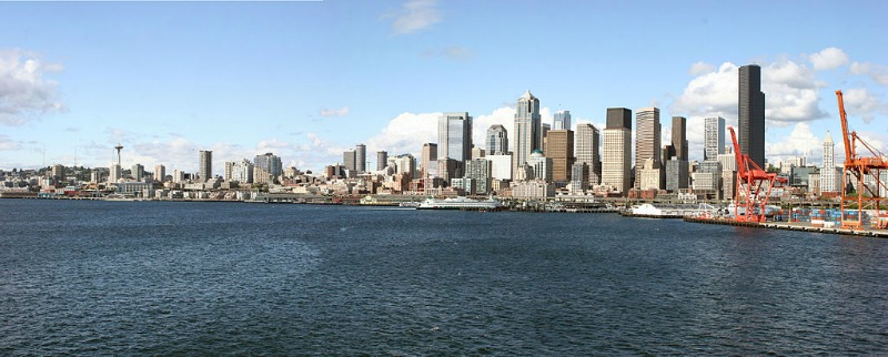 Elliott Bay Seattle