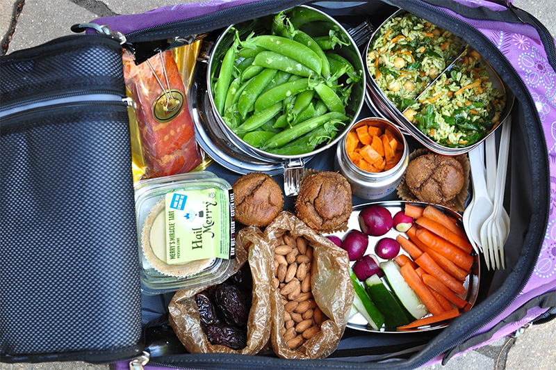 Easy Vegan Travel