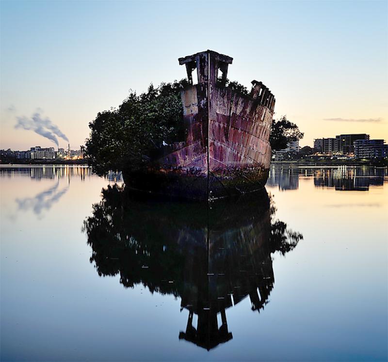 SS Ayrfield shipwrecks