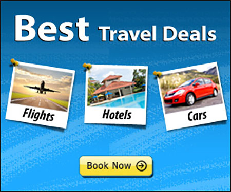 book tickets and hotels