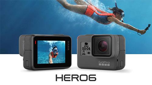 Go Pro Hero 6