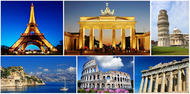 Travelling Europe