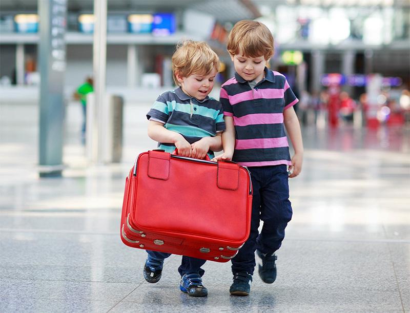 Child's First Flight