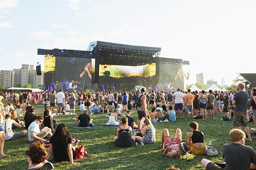 Schedule Music Festival