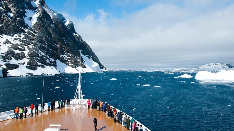 Trip to Antarctica
