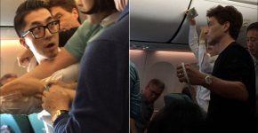 Unruly Airline Passengers