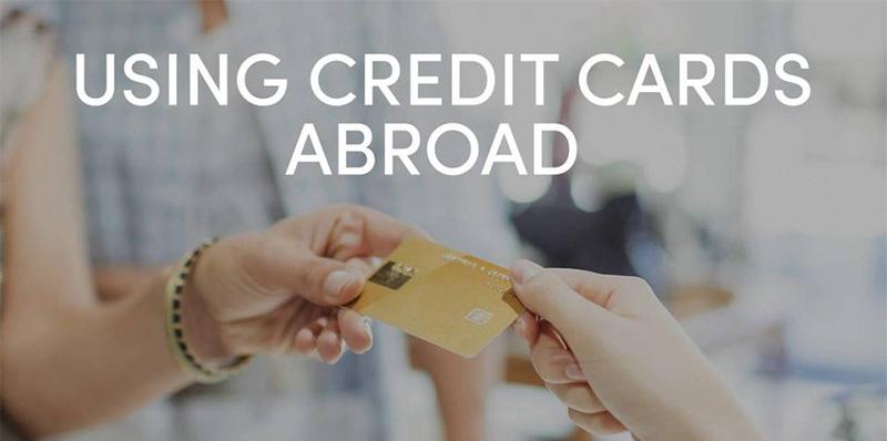 Credit Card Abroad