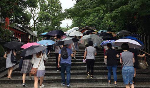 Rainy Season Travel
