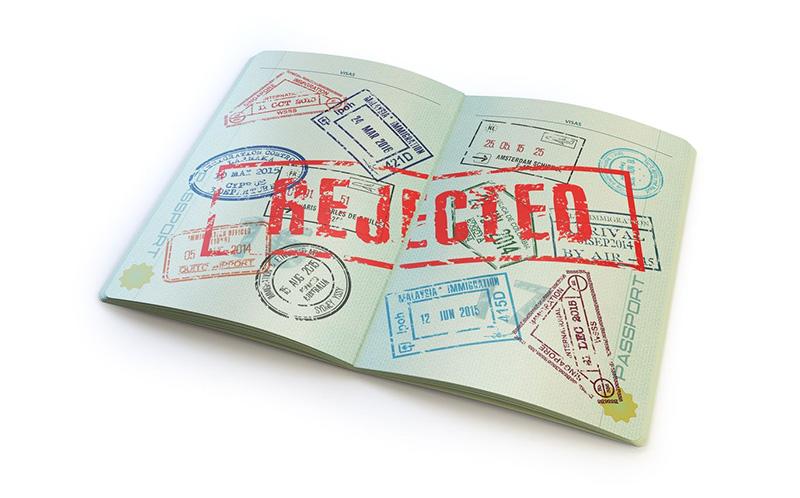 Visa Denial