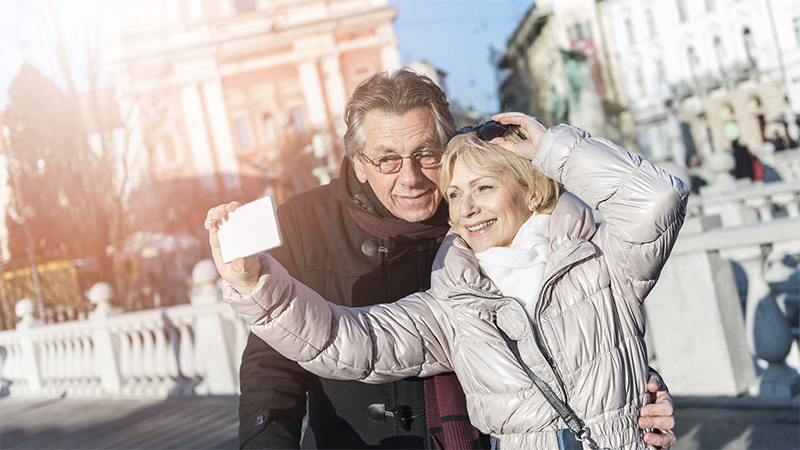 Travel with Elderly
