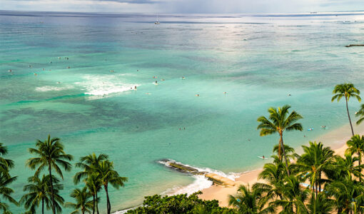 Travelling to Hawaii