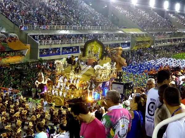 Plan everything Carnival Brazil