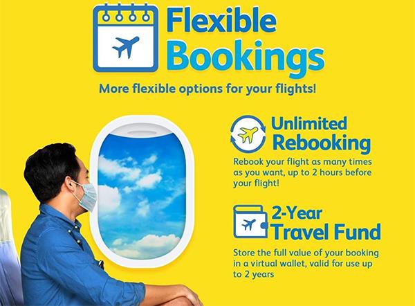 Flexible Bookings
