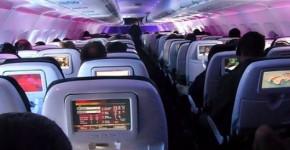 Long Haul Flight