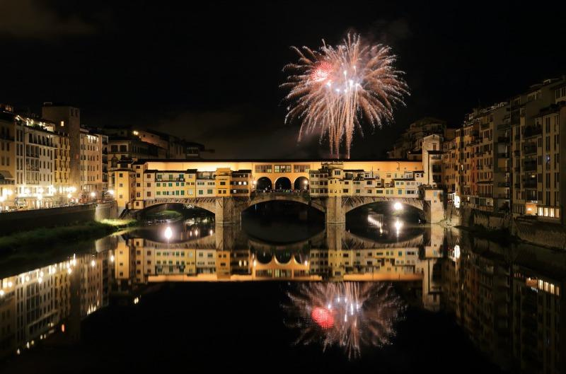 Florence Old Bridge