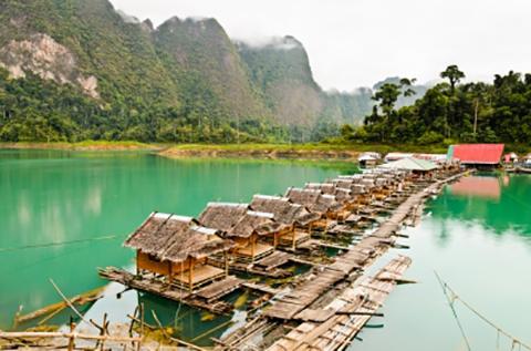 bamboo-resort