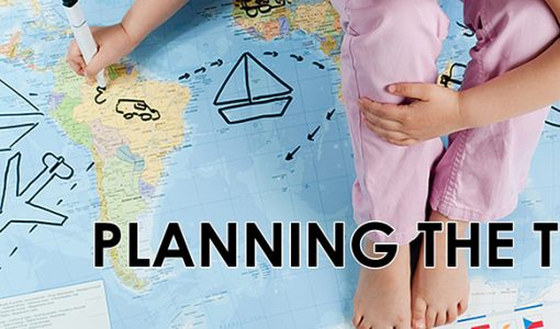 planning the trip