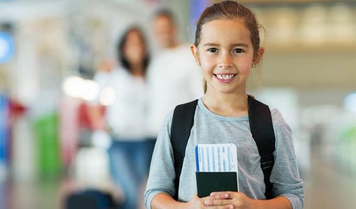 Getting Passports for Your Kids