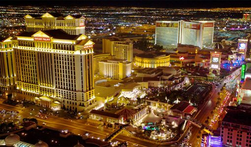 Las Vegas in Limited Budget