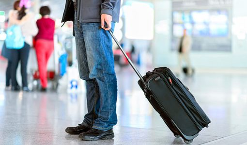 Carry On Luggage Only