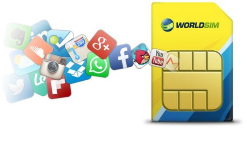 Global sim card