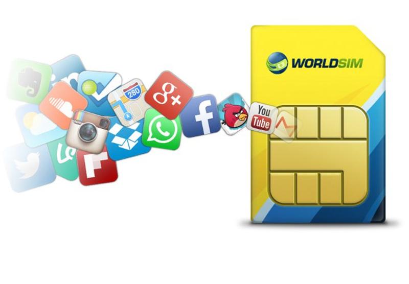 Global sim card