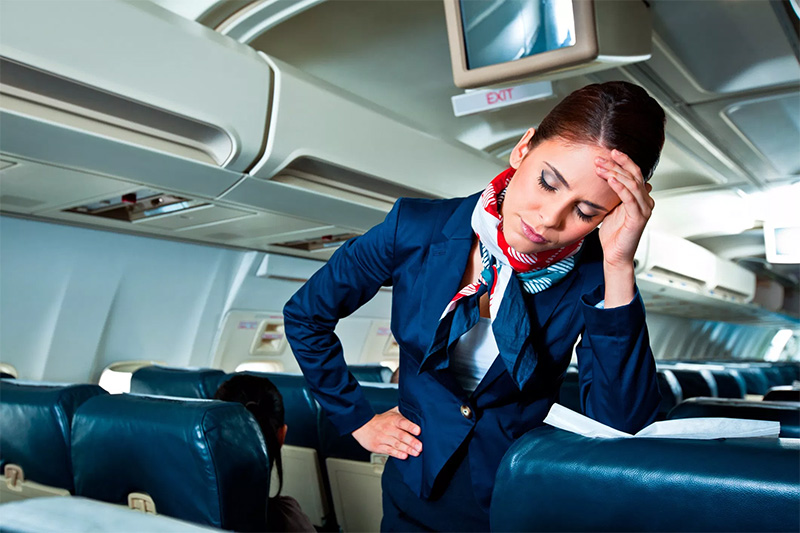 Controlling Temper on Flight