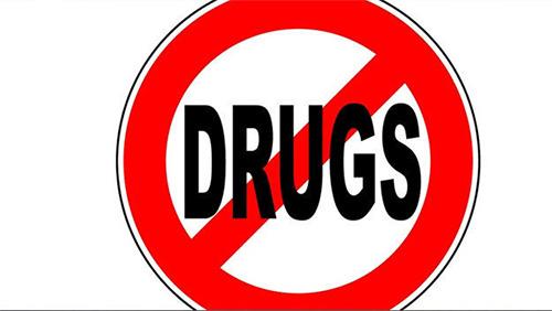 Never do drugs