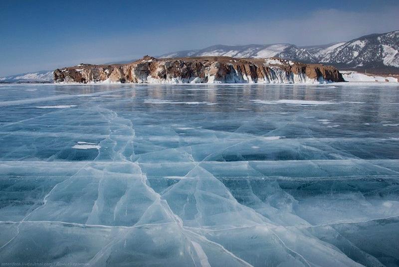 Visiting Siberia