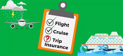 Check with your travel agent or tour operator