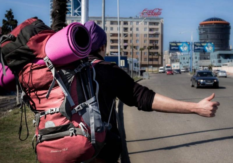 Hitchhiking Cautions
