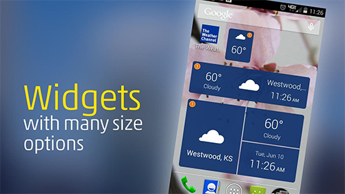Download weather apps