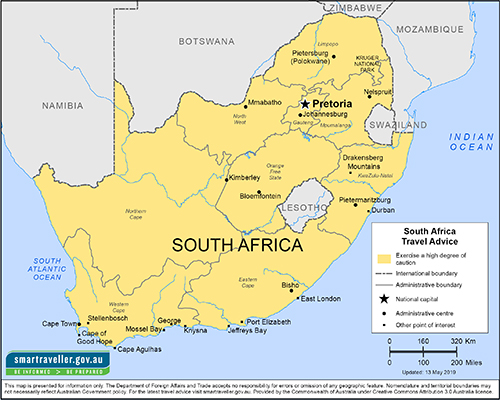 South Africa Country