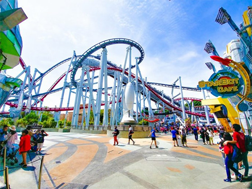 Research about the theme park