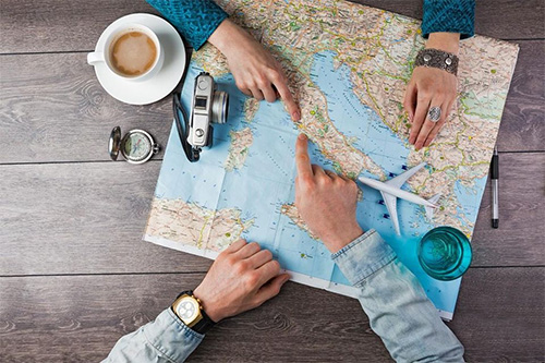 Plan local trips