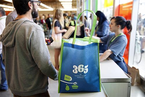 Avoid using plastic bags