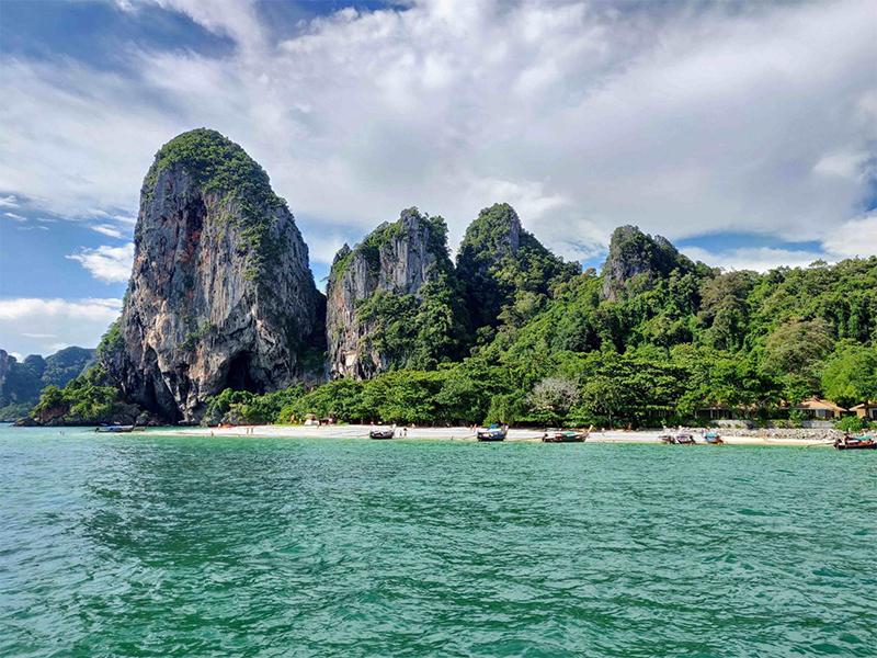Visiting Remote Island