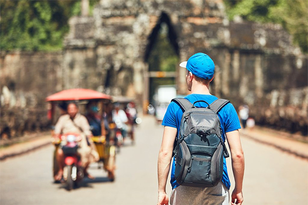 Cambodia very hot country