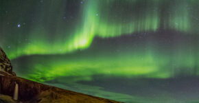 Capturing Northern Lights